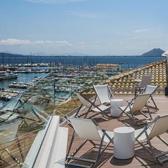 Ansichten Hotel Eolo